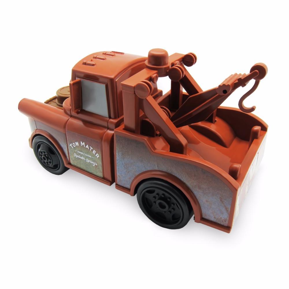 Carro Mate Roda Livre Tow Mater Carros Disney - Toyng