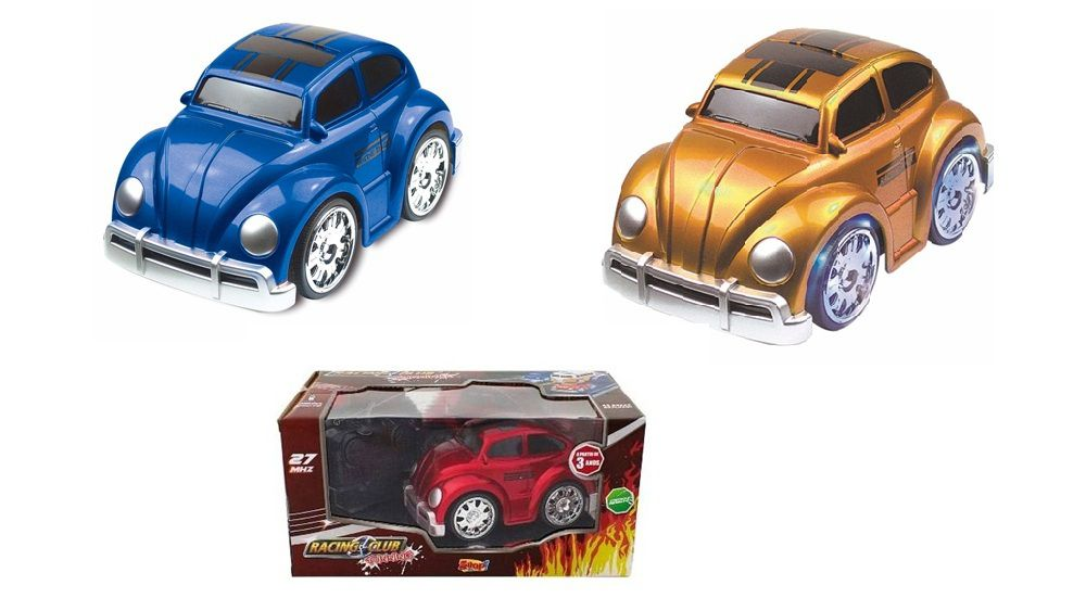 Carro Racing Club Tunning Fusca - Zoop Toys