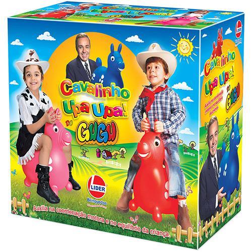 Cavalinho Upa Upa do Gugu - Lider Brinquedos