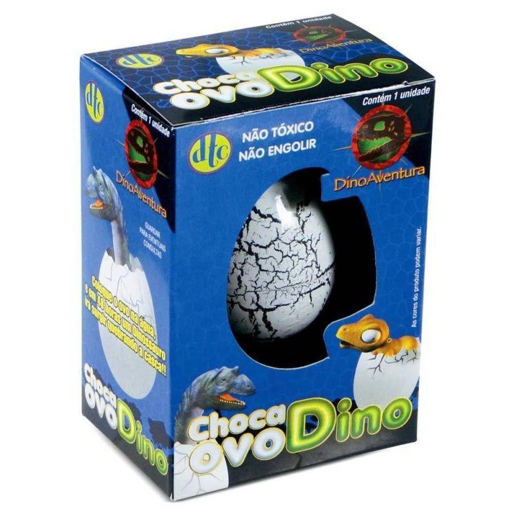 Choca Ovo Dino Sortidos - DTC