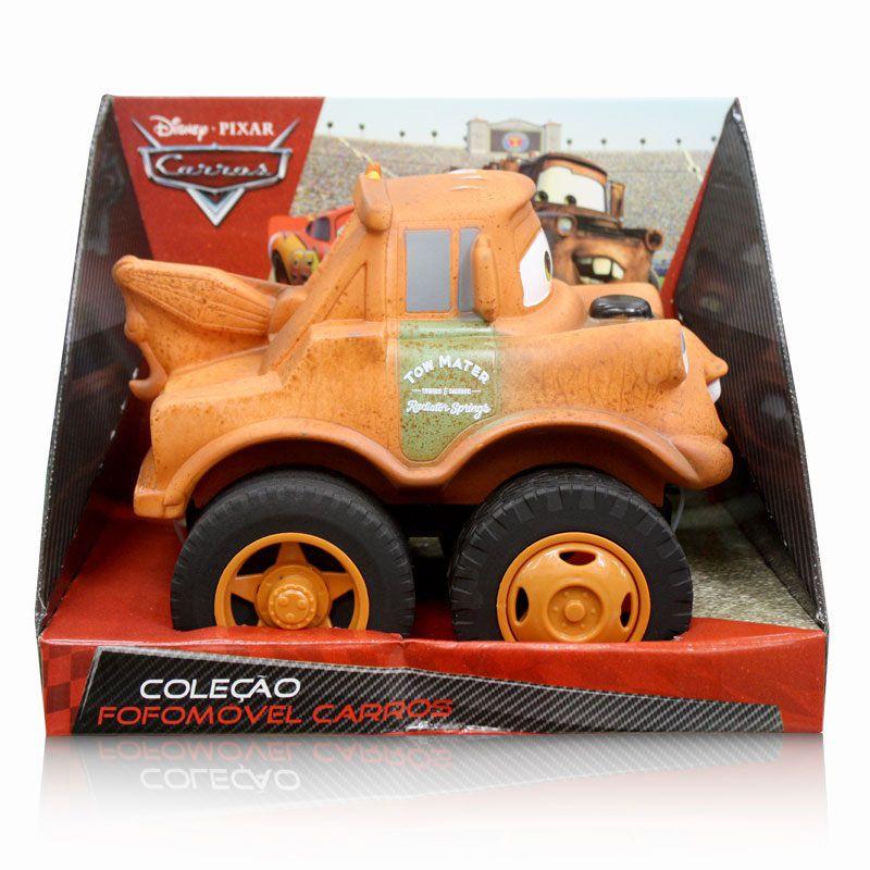 Coleção Fofomóvel Carros Tow Matter - Lider Brinquedos