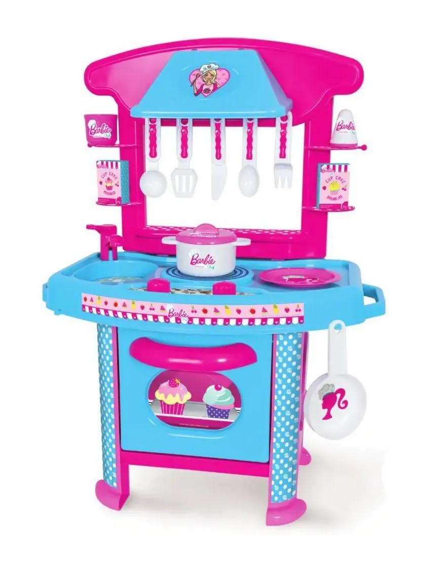 Cozinha Barbie com Acessórios - Cotiplás
