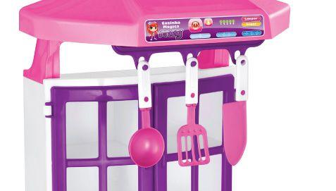 Cozinha Meg Mágica Eletrônica - Magic Toys