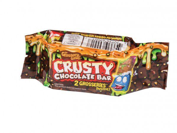 Crusty Barra de Chocolate The Grossery Gang - DTC