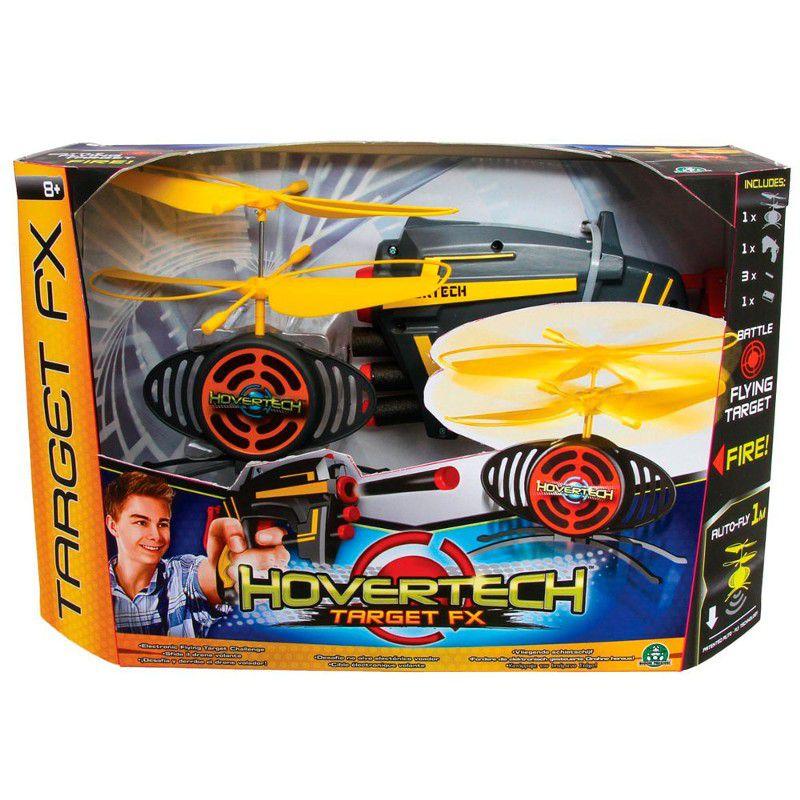 Drone Hovertech Target FX Lançador de Dardos com Alvo - Intek