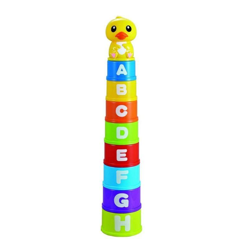 Empilha Patinho Primeiros Passos - Zoop Toys