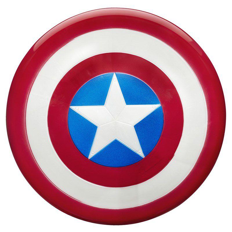 Escudo Voador The Avengers Capitão América - Hasbro