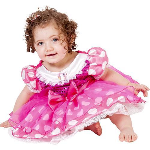 Fantasia Minnie Baby Pink - Rubies