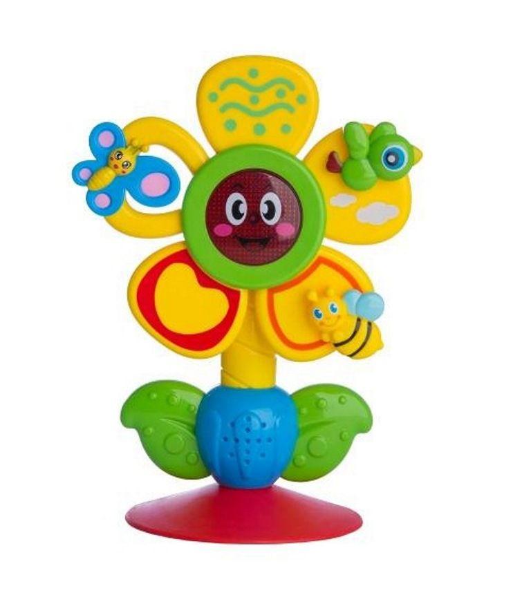 Flor do Bebê com Luz e Som - Zoop Toys