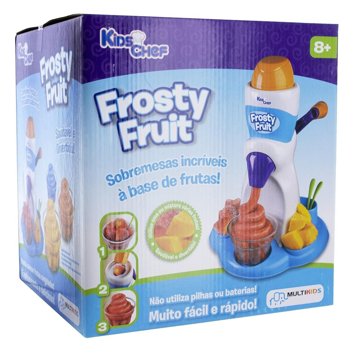 Frosty Fruit Kids Chef - Multikids