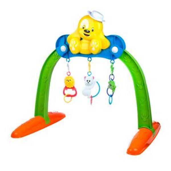 Ginásio de Atividades Baby Gym Pet - Calesita