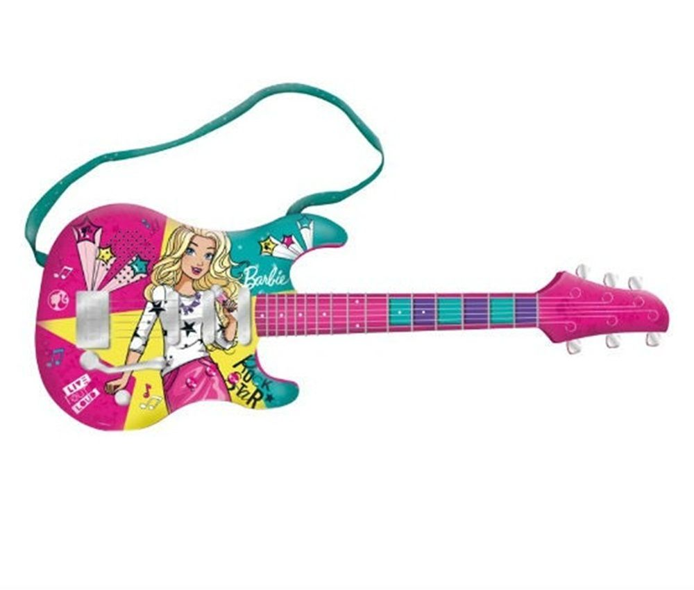 Guitarra Fabulosa Barbie - FUN