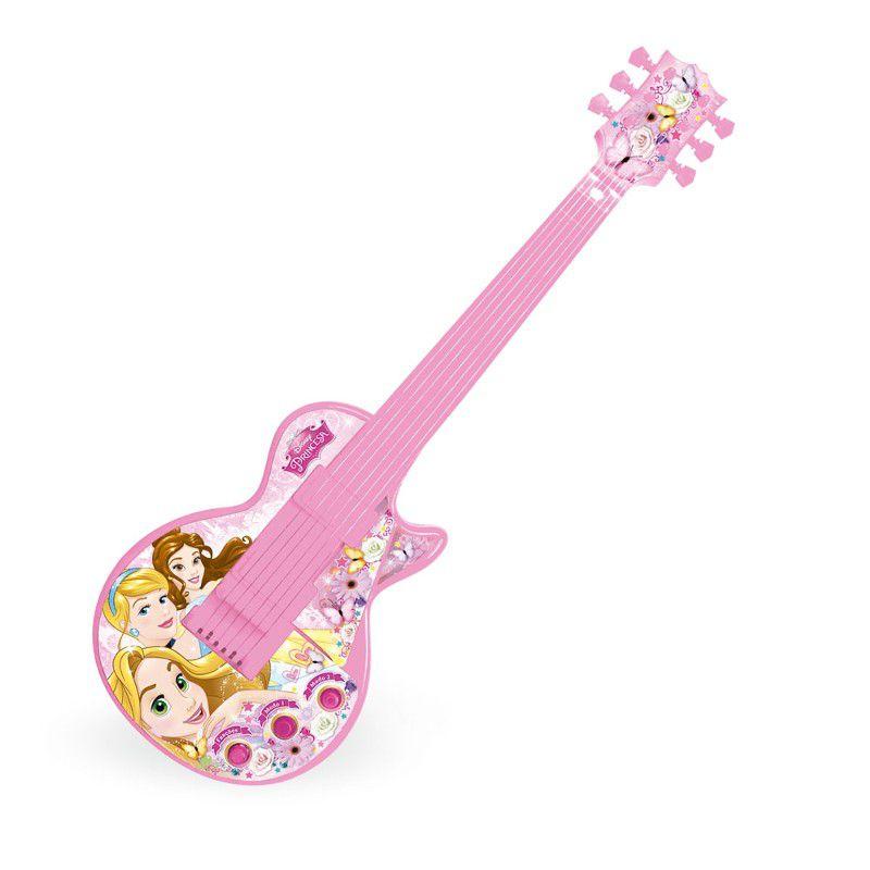 Guitarra Infantil Princesas Disney - Toyng