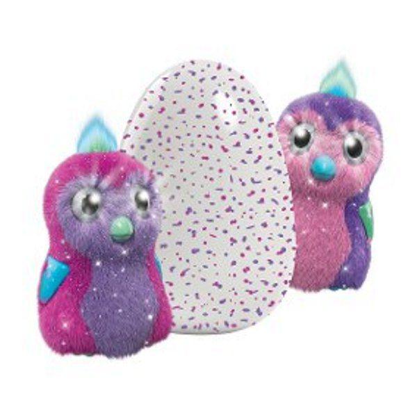 Hatchimals Penguala Glitter - Multikids