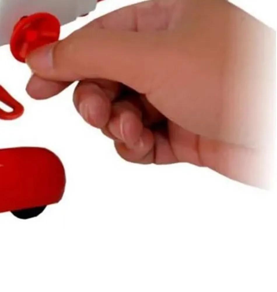 Helicóptero Resgate Aéreo Vermelho - Lider Brinquedos