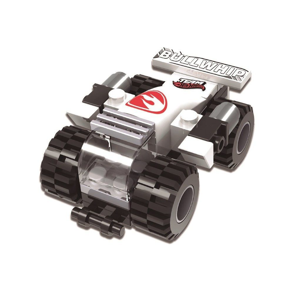 Hot Wheels Blocos de Montar Carrinho Radical - FUN