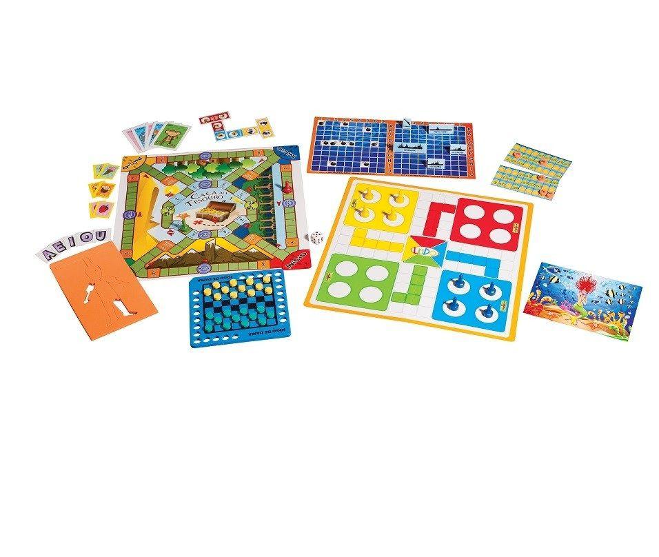 Jogo 12 Jogos - Algazarra