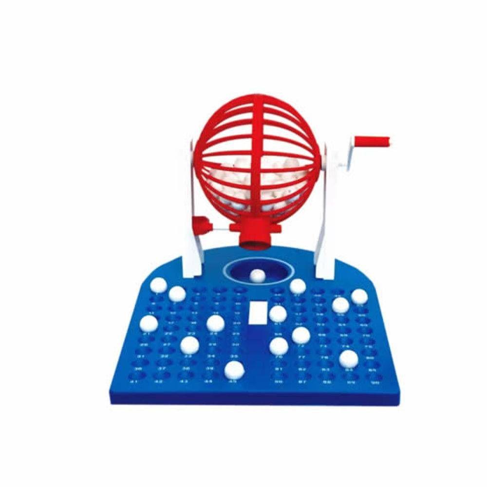 Jogo Bingo com 48 Cartelas - Lugo Brinquedos