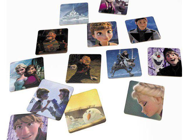 Jogo da Memória Frozen Disney - Grow