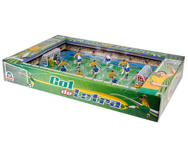 Jogo Gol de Letra - Braskit