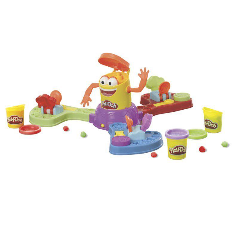 Jogo Massinha Play-Doh com 3 Potes - Hasbro