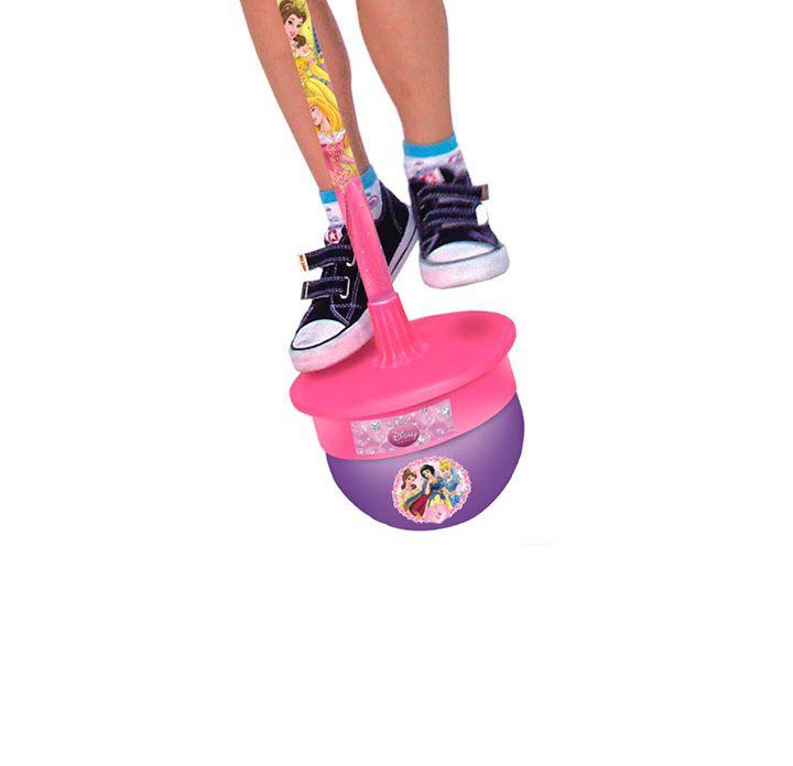 Jump Ball Disney Princesas - Lider Brinquedos