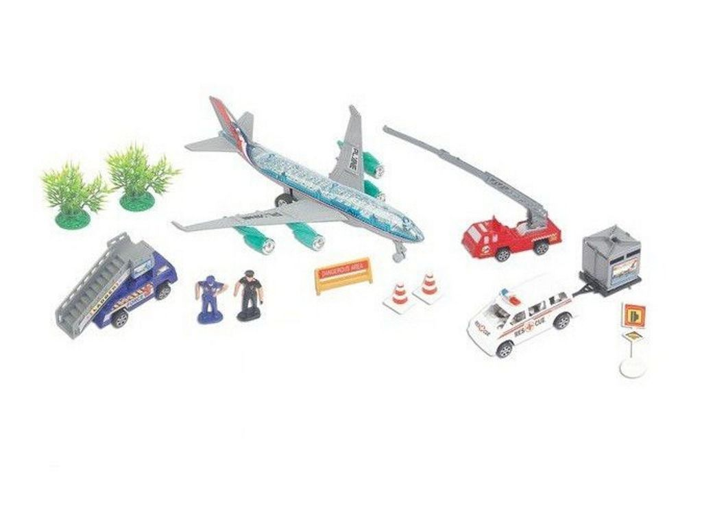 Kit Aeroporto Super Avião - Fênix