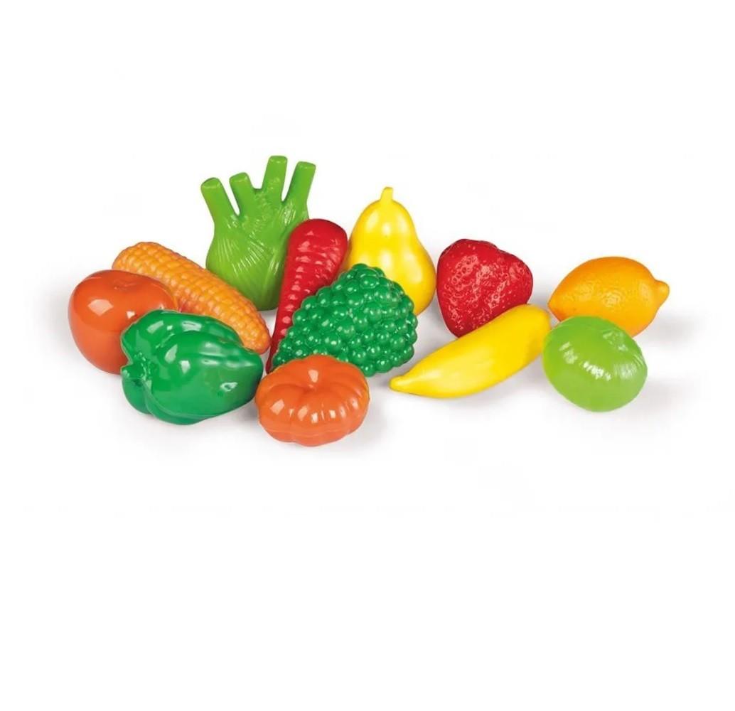 Kit de Frutas e Verduras - Ta Te Ti
