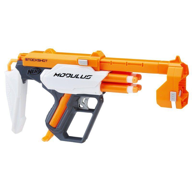 Lançador de Dardos Nerf N-Strike Modulus - Hasbro