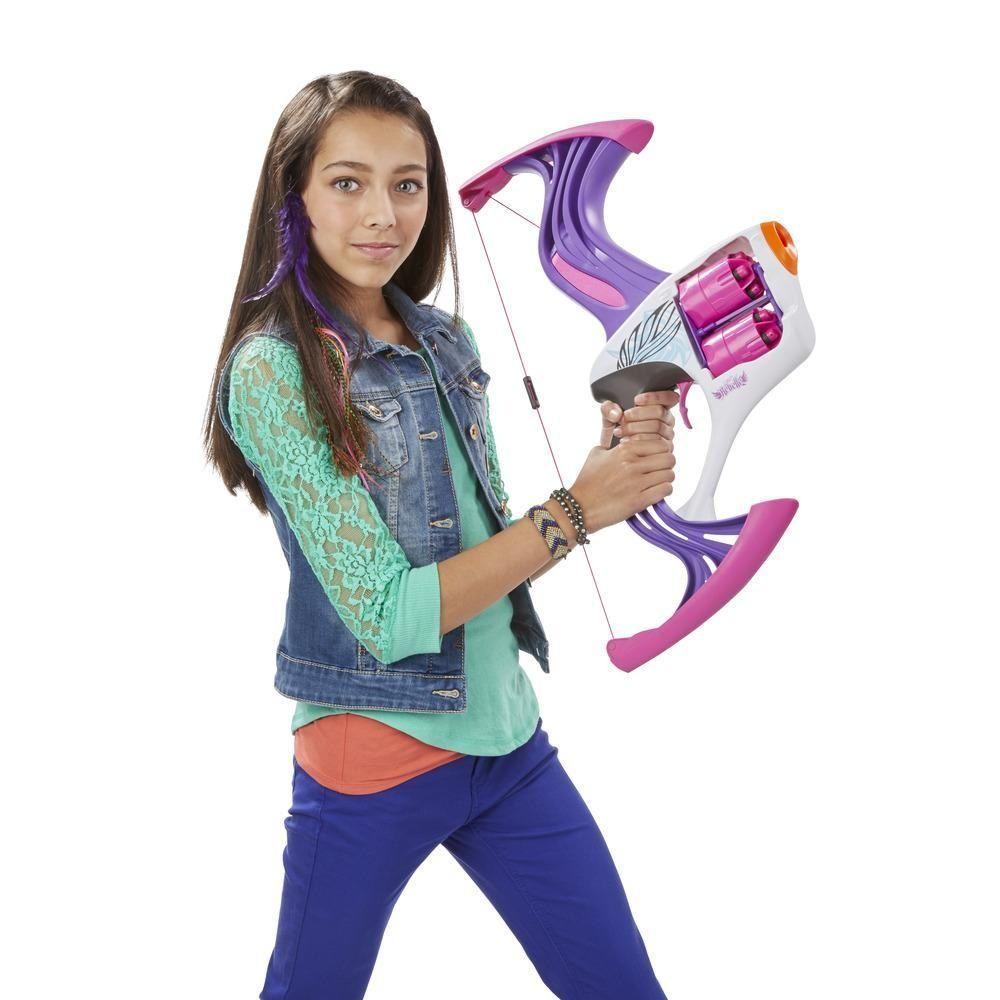 Lançador de Dardos Nerf Rebelle Flipside - Hasbro