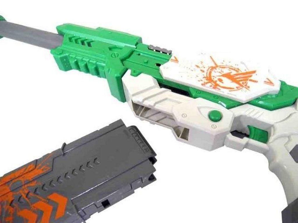 Lançador de Dardos Super Shot Master - Dm Toys