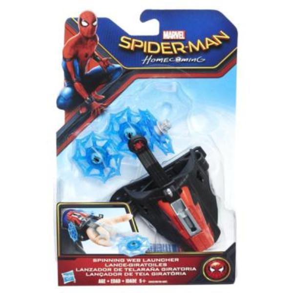 Lançador de Teia Spider Man Homecoming - Hasbro