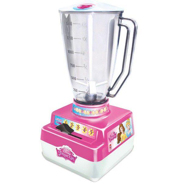 Liquidificador Liquifrutinha Princesa Disney - Lider Brinquedos