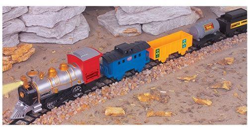 Locomotiva Expresso II com Controle Remoto - Braskit