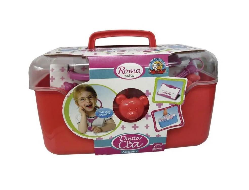 Maleta Doutor e Cia - Roma Brinquedos