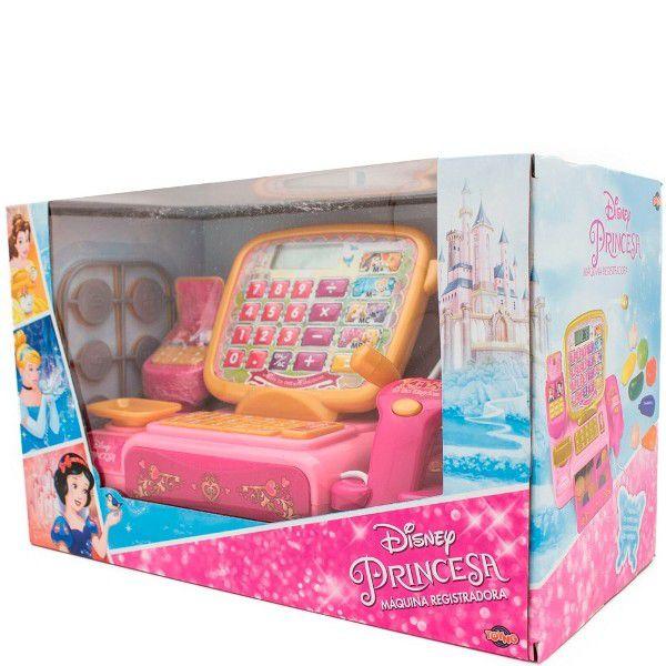 Máquina Registradora Princesas Disney - Toyng