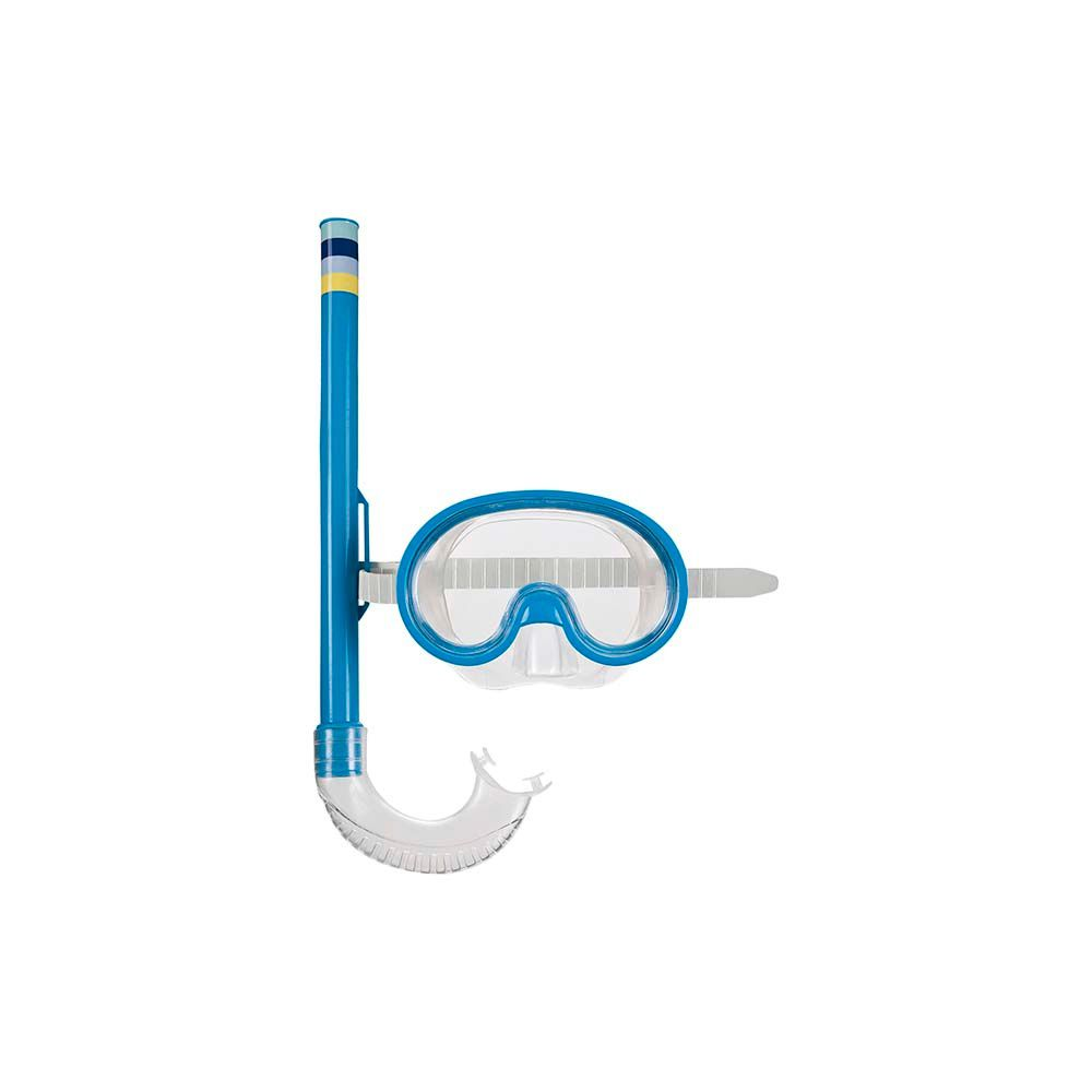 Máscara de Mergulho e Snorkel Infantil - MOR