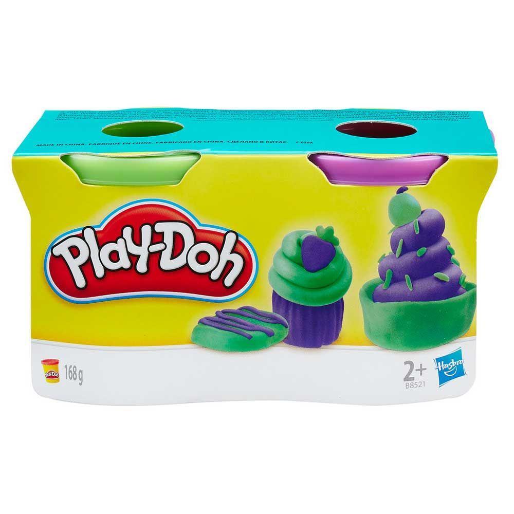 Massinha Play-Doh 2 Potes - Hasbro