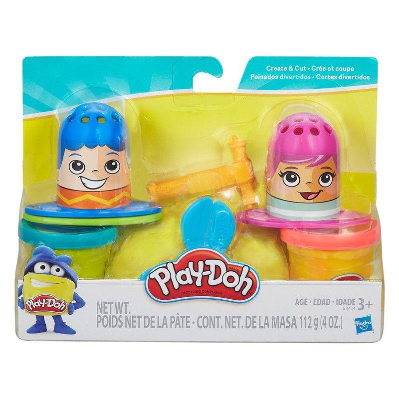 Massinha Play-Doh Cortes Divertidos - Hasbro