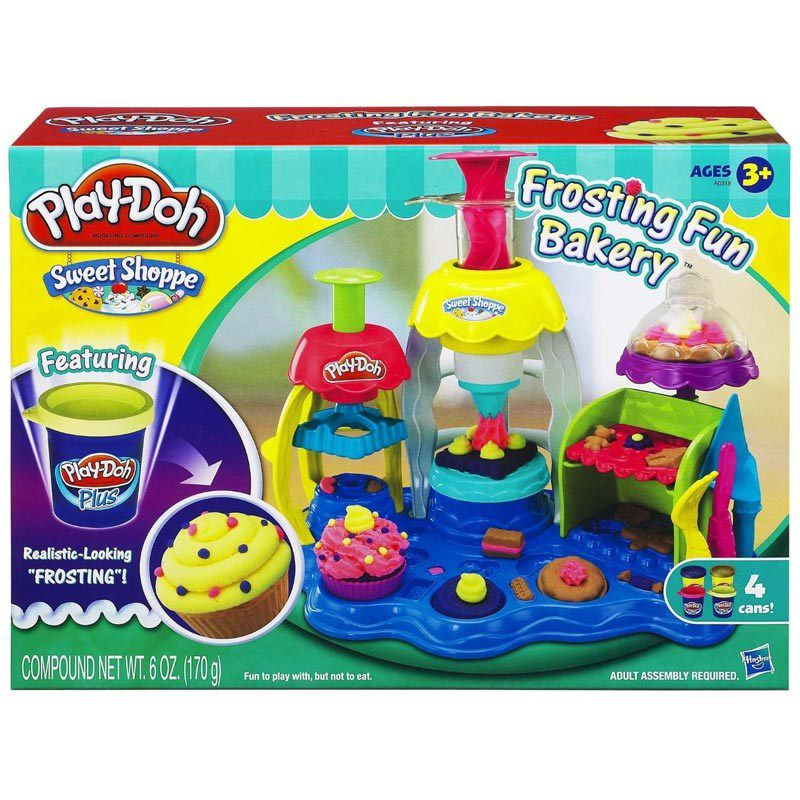 Massinha Play-Doh Doceria Mágica - Hasbro