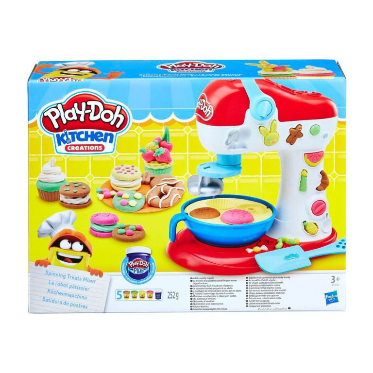 Massinha Play-Doh Kitchen Creations Batedeira de Cupcakes - Hasbro