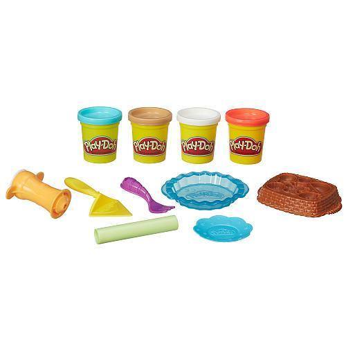 Massinha Play-Doh Kitchen Creations Tortas Divertidas - Hasbro