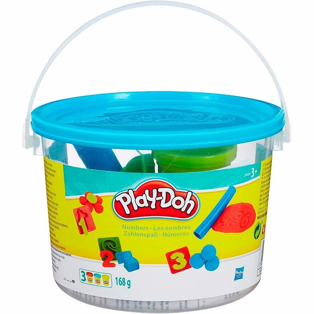 Massinha Play Doh Mini Balde - Hasbro