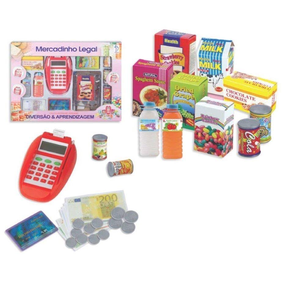 Mercadinho Legal Grande - Fenix Brinquedos