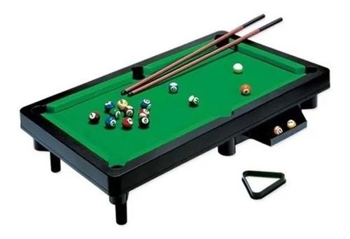 Mesa Snooker de Luxo - Braskit