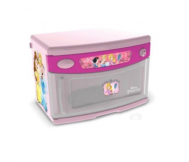 Microondas Princesa Disney com Som - Xalingo