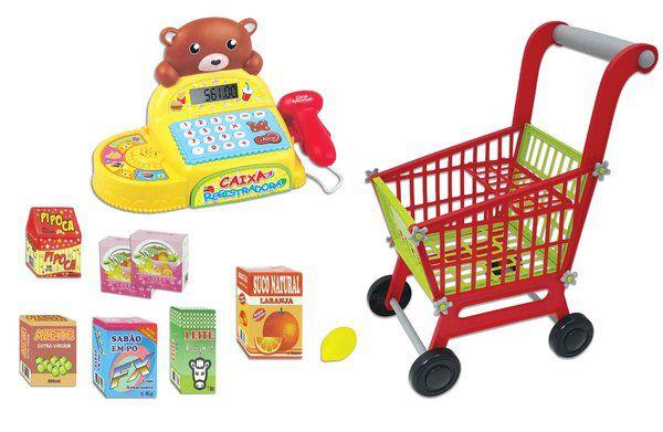 Mini Mercado - Fenix Brinquedos