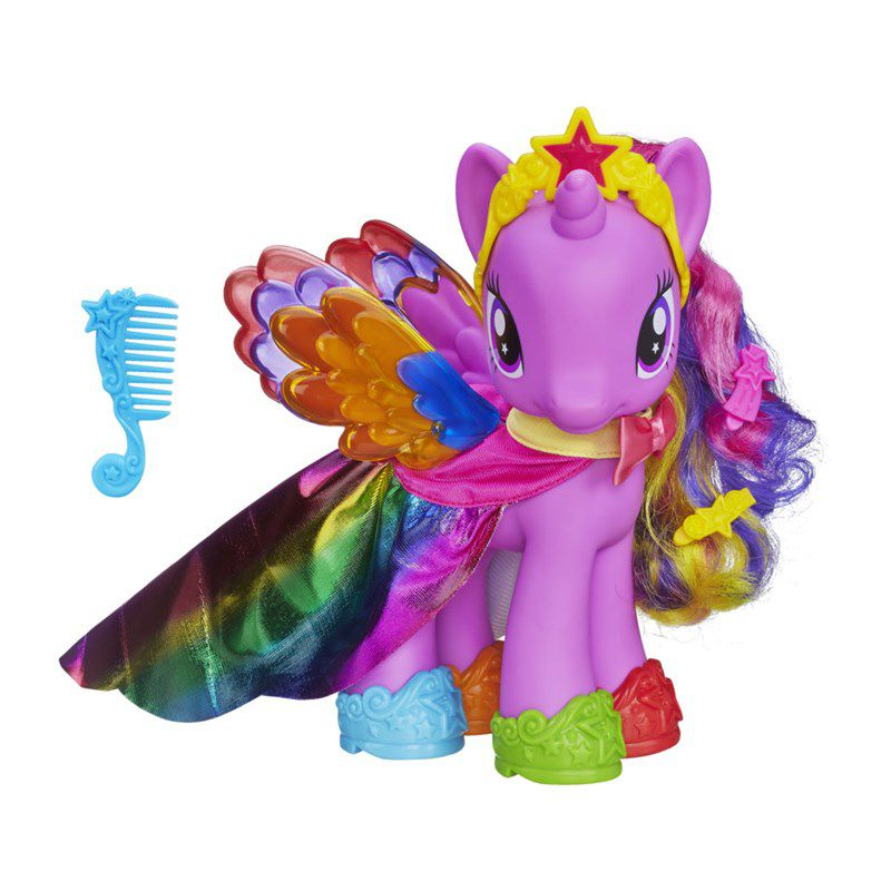 My Little Pony Super Fashion Princesa Twilight Sparkle - Hasbro