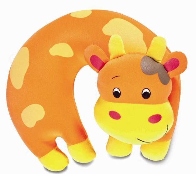 Pelúcia Almofada de Pescoço Girafa - Buba