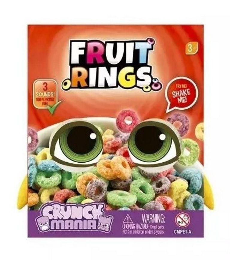 Pelúcia Crunch Mania - FUN